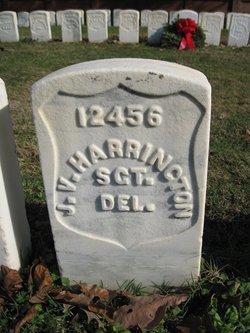 Sgt John V. Harrington