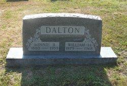 Minnie Belle <I>Burks</I> Dalton