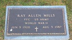 Ray Allen Mills