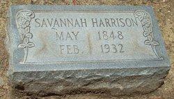 Savannah Harrison