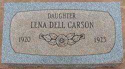 Lena Adelle Carson