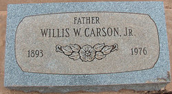 Willie Willis Carson, Jr