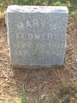Mary Ann <I>Meads</I> Flowers