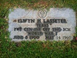 Elwyn Howard Lasseter