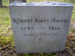 """Gen Robert Bines """"Rob"""" Moore"""