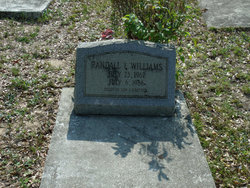 Randall L Williams