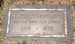 Marguerite <I>Goodwin</I> Crotinger