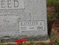 Kathleen A. <I>Dunham</I> Reed