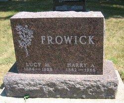 Harry Ambrocious Frowick