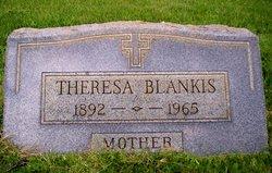 "Theresa ""Mrs. Frank"" Blankis"