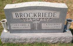 Catherine <I>Coomes</I> Brockriede