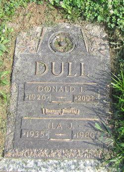 Ila J Dull