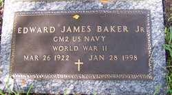 Edward James Baker, Jr