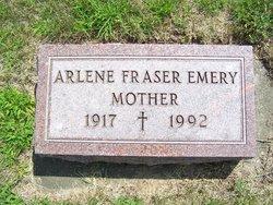 Arlene <I>Fraser</I> Emery