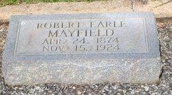 Robert Earle Mayfield