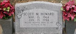 Scott M. Howard