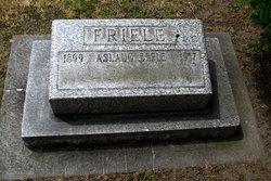 Aslaug Berle <I>Kielland</I> Friele