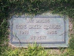 Irene V. <I>Baker</I> Brandes