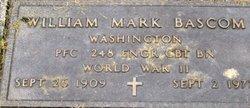 William Mark Bascom