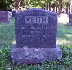 Beatrice Mabel <I>Alger</I> Keith