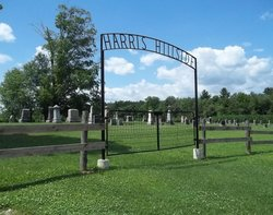 Harris Hillside Cemetery