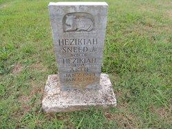 Hezkiah Sneed