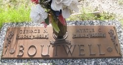 Myrtle <I>Chesley</I> Boutwell