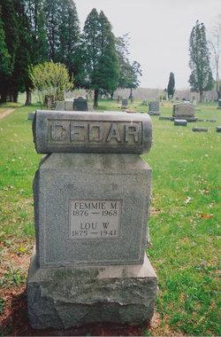 Lou Warren Cedar
