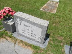 Roy G. Exum