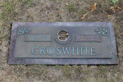 Catharine Ruth <I>Campbell</I> Croswhite