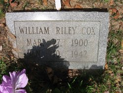 William Riley Cox