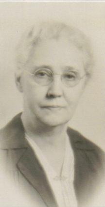 Fannie Frances <I>Hatfield</I> Arthur