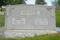 Kimball Vance