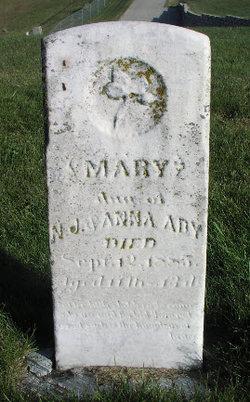 Mary Ady