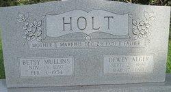 Dewey Alger Holt