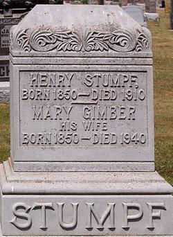 Henry Stumpf