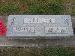 Evelyn LaVina <I>Green</I> Keller