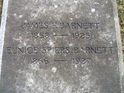 Eunice <I>Spiers</I> Barnett