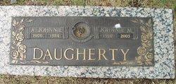 A Johnnie Daugherty