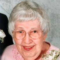 Betty Ellen <I>Starling</I> Burkholder