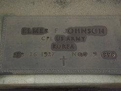 Elmer F. Johnson