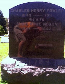 Susie Howe <I>Noxon</I> Fowler