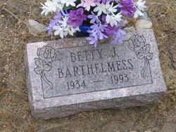 Betty J. Barthelmess