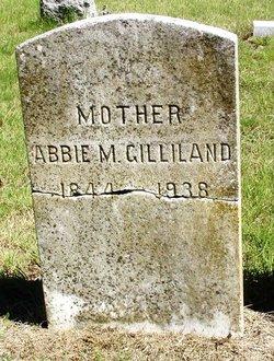 Abbie M Gilliland