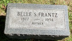 Belle M <I>Somers</I> Frantz