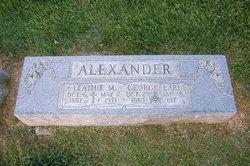 Leathie M. <I>Burris</I> Alexander