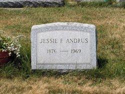 Jesse M. <I>Forrest</I> Andrus