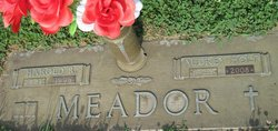 Audrey Frances <I>Holt</I> Meador