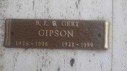 B J Gipson