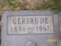 Gertrude <I>Tjepkema</I> Kline